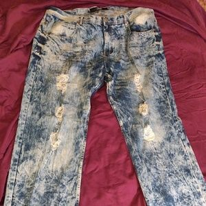 46 Thrill Blue Jeans